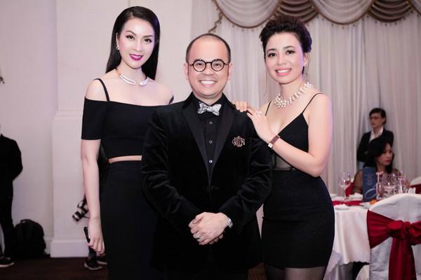 MC Thanh Mai lọt Top 50 nữ lãnh đạo toàn cầu 2016 ảnh 9