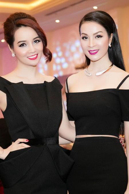 MC Thanh Mai lọt Top 50 nữ lãnh đạo toàn cầu 2016 ảnh 7