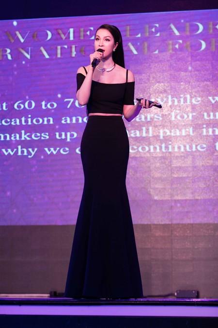 MC Thanh Mai lọt Top 50 nữ lãnh đạo toàn cầu 2016 ảnh 4