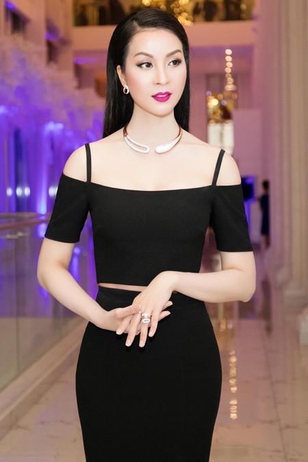 MC Thanh Mai lọt Top 50 nữ lãnh đạo toàn cầu 2016 ảnh 2