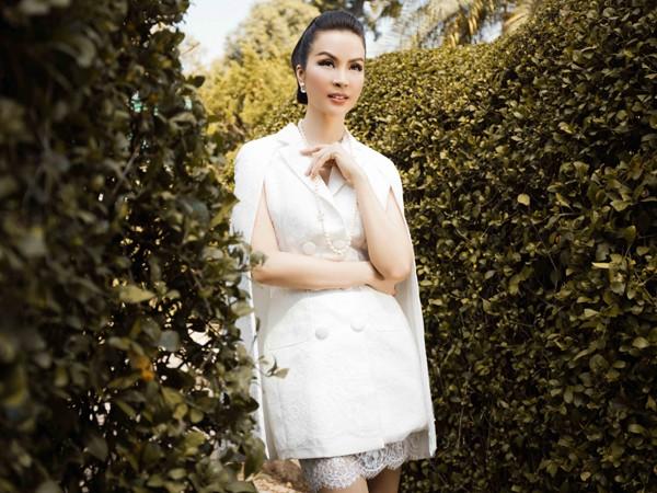 """Thanh Mai khoe nhan sắc """"bất chấp tuổi tác"""" ảnh 7"""