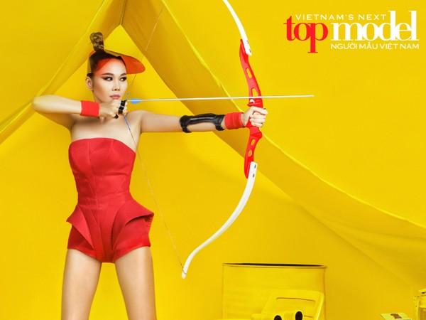 """Siêu mẫu Thanh Hằng tiếp tục """"cầm trịch"""" Vietnam's Next Top Model mùa thứ 7 ảnh 5"""