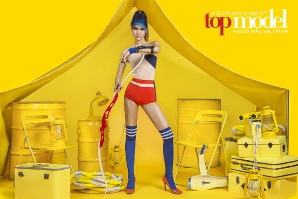 """Siêu mẫu Thanh Hằng tiếp tục """"cầm trịch"""" Vietnam's Next Top Model mùa thứ 7 ảnh 1"""