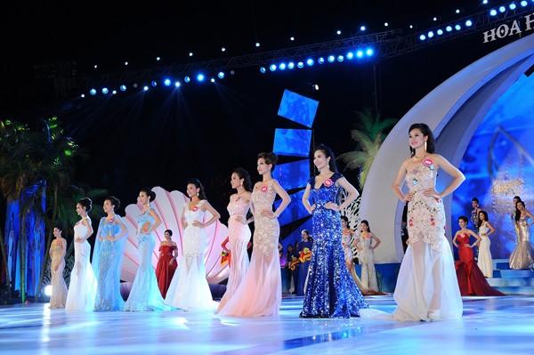 Nhan sắc rạng ngời của Người đẹp Áo dài Hoa hậu Biển Việt Nam 2016 ảnh 4