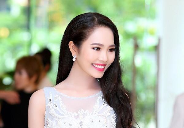 """Người đẹp Áo dài Dương Kim Ánh sẽ """"chinh phục"""" Hoa hậu Việt Nam 2016 ảnh 9"""