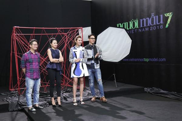"""Thí sinh Vietnam's Next Top Model mùa thứ 7 """"nghẹt thở"""" trong chiếc lồng dây thừng ảnh 9"""