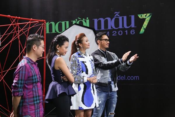 """Thí sinh Vietnam's Next Top Model mùa thứ 7 """"nghẹt thở"""" trong chiếc lồng dây thừng ảnh 8"""