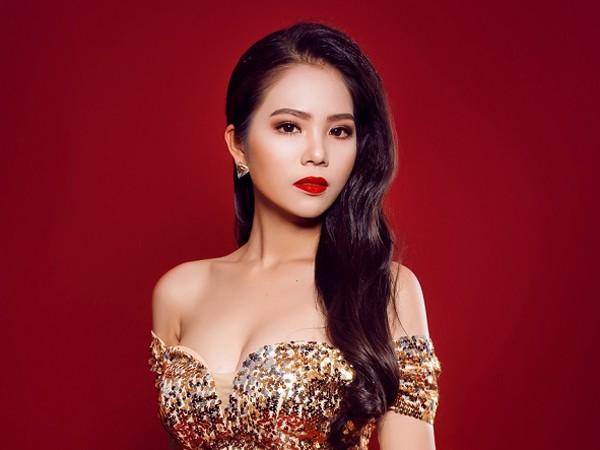 """Người đẹp Áo dài Dương Kim Ánh """"bỏ lỡ"""" Hoa hậu Việt Nam 2016 ảnh 1"""