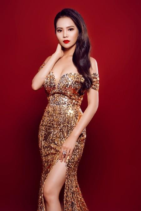 """Người đẹp Áo dài Dương Kim Ánh """"bỏ lỡ"""" Hoa hậu Việt Nam 2016 ảnh 3"""
