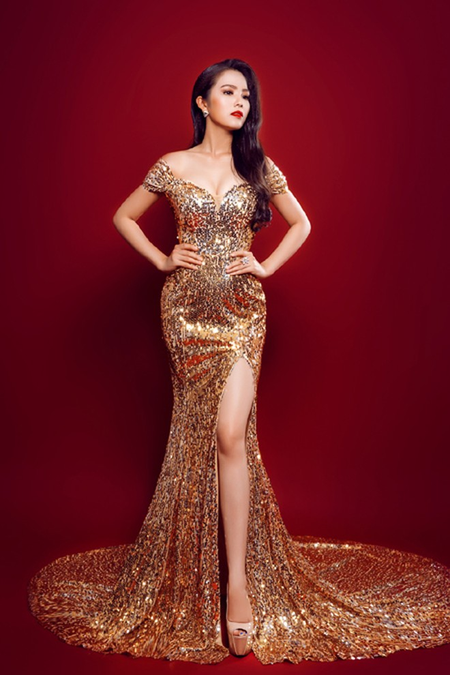 """Người đẹp Áo dài Dương Kim Ánh """"bỏ lỡ"""" Hoa hậu Việt Nam 2016 ảnh 7"""