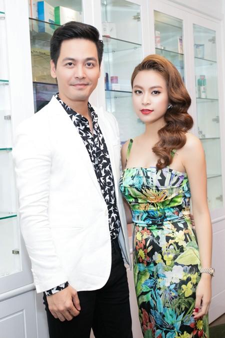 Hoàng Thùy Linh hội ngộ MC Phan Anh tại Hà Nội ảnh 7
