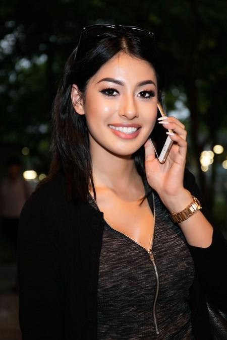 Ngày càng xinh đẹp và trưởng thành hơn, Jacqueline Phạm có thể khiến bất cứ ai phải xiêu lòng khi đối diện.