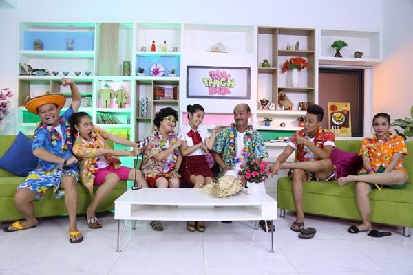 Hợp sức cùng Khả Như - Thanh Duy, Trịnh Tú Trung chọc cười khán giả ảnh 9