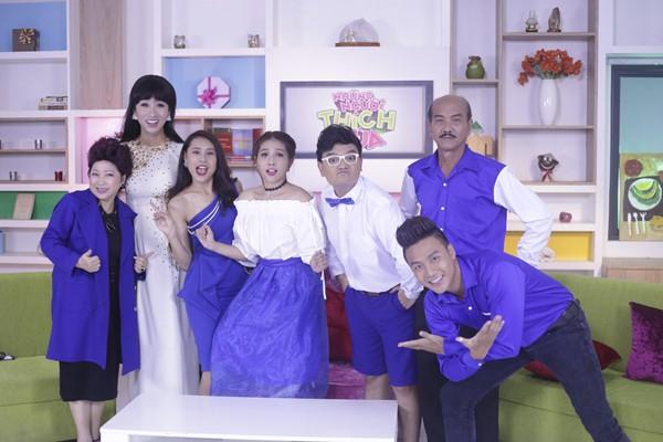 Hợp sức cùng Khả Như - Thanh Duy, Trịnh Tú Trung chọc cười khán giả ảnh 5