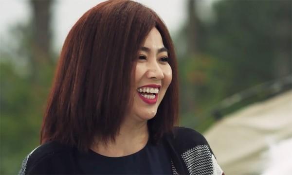 Ninh Dương Lan Ngọc là nữ diễn viên chính của tác phẩm, còn Lê Khánh là nhà sản xuất, cầm trịch cả ê kíp.