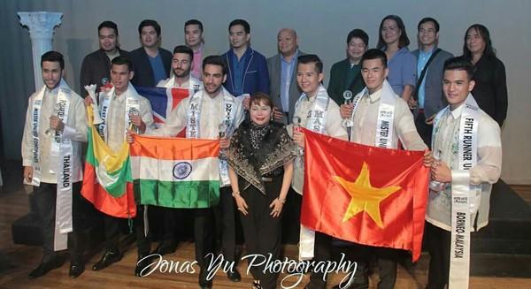 Siêu mẫu Nguyễn Hải Quân đoạt giải Nam vương quốc tế ảnh 5