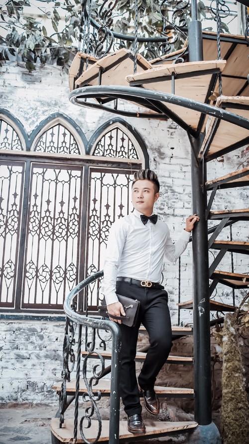 Ca sĩ Trịnh Thế Phong: Luôn cháy bỏng và hết mình vì khán giả ảnh 5