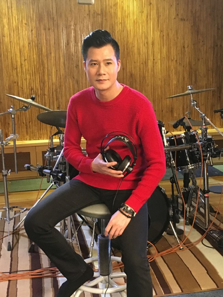 """Quang Dũng thổn thức hát """"Mãi mãi bên em"""" ảnh 2"""