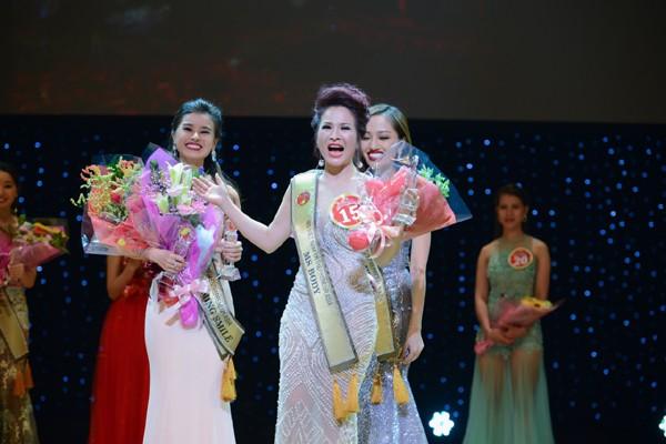 Lê Thanh Thúy đăng quang Hoa hậu Doanh nhân người Việt châu Á 2016 ảnh 2