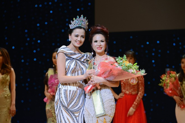 Lê Thanh Thúy đăng quang Hoa hậu Doanh nhân người Việt châu Á 2016 ảnh 3
