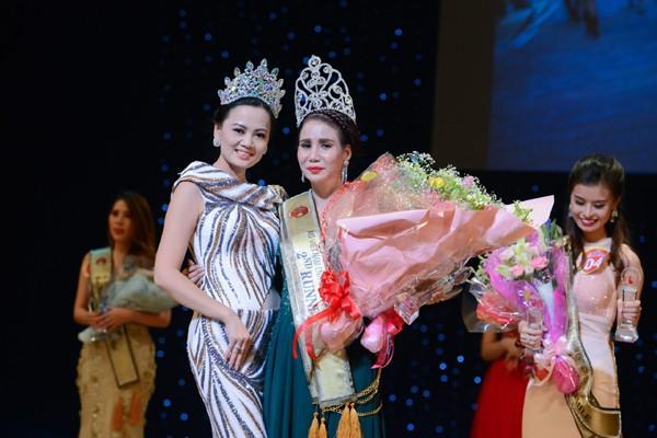Lê Thanh Thúy đăng quang Hoa hậu Doanh nhân người Việt châu Á 2016 ảnh 6