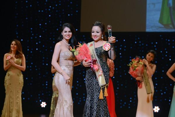 Lê Thanh Thúy đăng quang Hoa hậu Doanh nhân người Việt châu Á 2016 ảnh 9