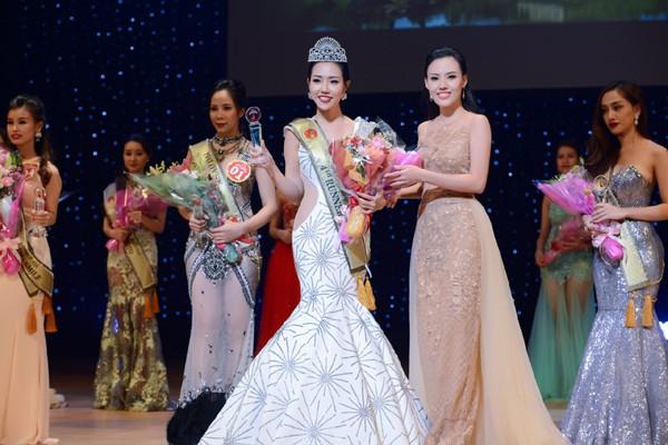 Lê Thanh Thúy đăng quang Hoa hậu Doanh nhân người Việt châu Á 2016 ảnh 8
