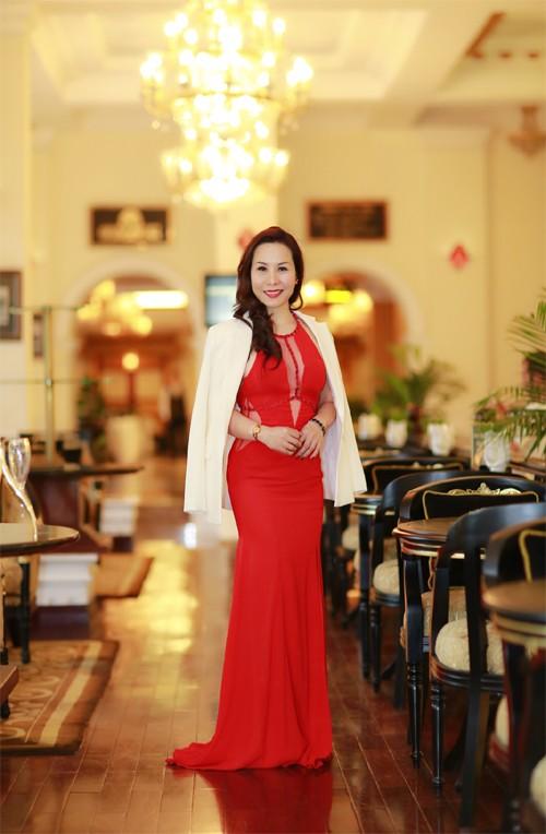 """Nữ hoàng doanh nhân Kim Chi: """"Hàng hiệu không thể làm nên đẳng cấp"""" ảnh 5"""