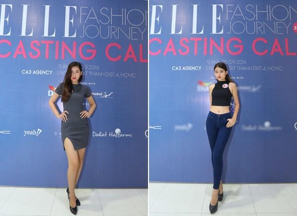 """Hơn 100 """"chân dài"""" háo hức casting show diễn """"Elle Fashion Journey"""" ảnh 2"""