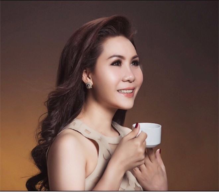 Nữ hoàng Doanh nhân Kim Chi khoe vẻ đẹp mặn mà đầy quyến rũ ảnh 3