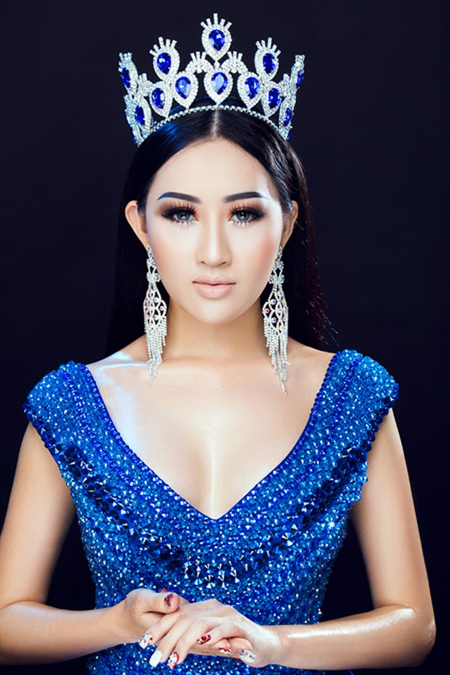 Hoa hậu Huỳnh Thuý Anh tái xuất sau thời gian du học ảnh 1