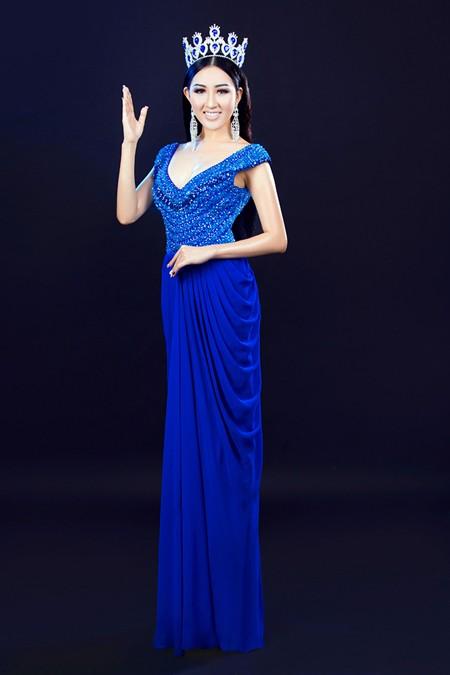 Hoa hậu Huỳnh Thuý Anh tái xuất sau thời gian du học ảnh 5