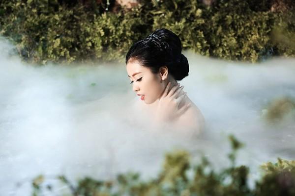 Sao Mai Thu Hằng kể câu chuyện thần tiên trong MV mới