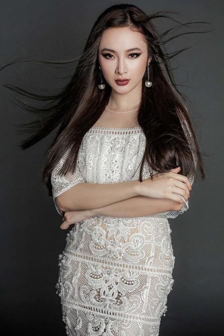 Angela Phương Trinh tung ảnh gợi cảm trước ngày ra mắt phim
