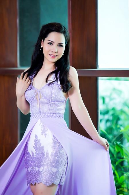 Giải mã sức hút quyến rũ của Nữ hoàng doanh nhân Kim Chi ảnh 4