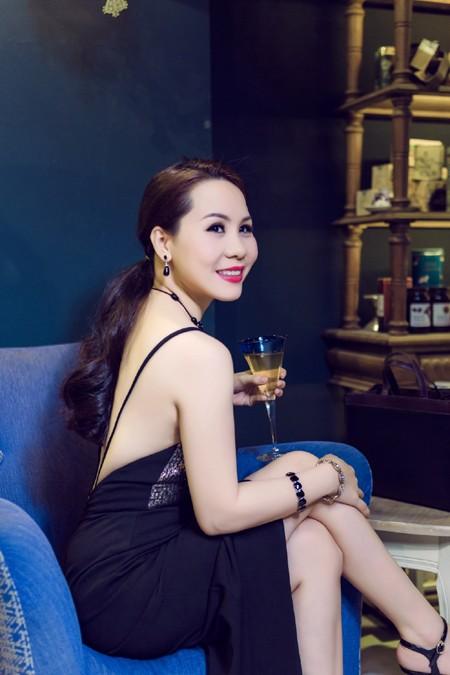 Giải mã sức hút quyến rũ của Nữ hoàng doanh nhân Kim Chi ảnh 5