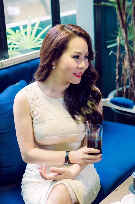Giải mã sức hút quyến rũ của Nữ hoàng doanh nhân Kim Chi ảnh 2