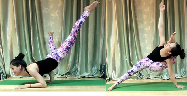 Thiên Kim Lyberty: Yoga mang đến cho tôi những điều kỳ diệu ảnh 5