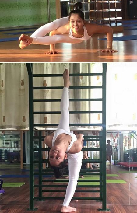 Thiên Kim Lyberty: Yoga mang đến cho tôi những điều kỳ diệu ảnh 7