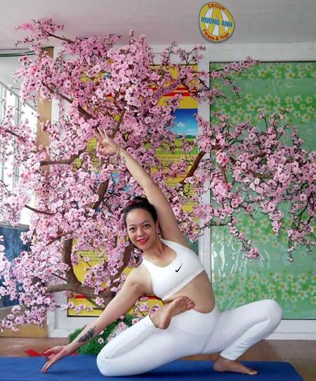 Thiên Kim Lyberty: Yoga mang đến cho tôi những điều kỳ diệu ảnh 9
