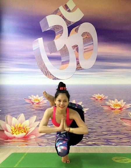 Thiên Kim Lyberty: Yoga mang đến cho tôi những điều kỳ diệu ảnh 4