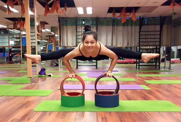 Thiên Kim Lyberty: Yoga mang đến cho tôi những điều kỳ diệu ảnh 6