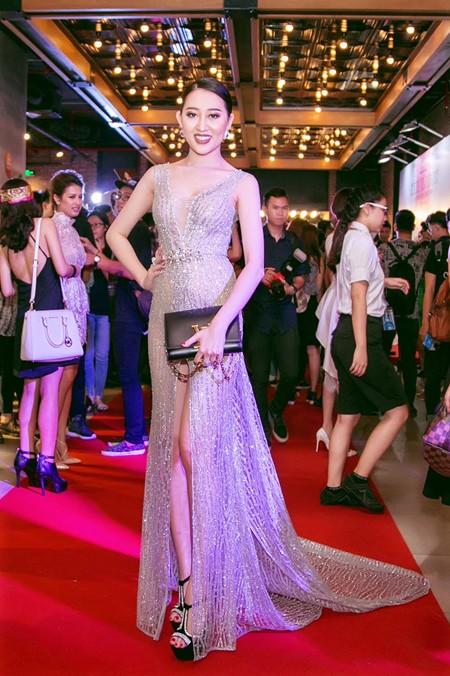 Huỳnh Thuý Anh từng tham dự cuộc thi Hoa hậu cộng đồng người Việt tại Mỹ và đăng quang ngôi vị cao nhất của cuộc thi. Tiếp đó, cô cũng vinh dự đại diện Việt Nam tham gia cuộc thi Hoa hậu Liên lục địa tổ chức tại Đức năm 2014.