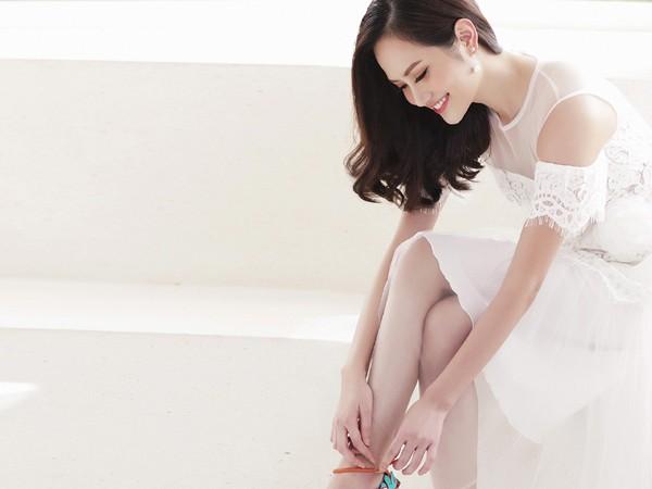 Diệu Linh cho biết, cô mong muốn tạo dựng một sự nghiệp riêng và thời trang là niềm đam mê thực sự trong cô lúc này.
