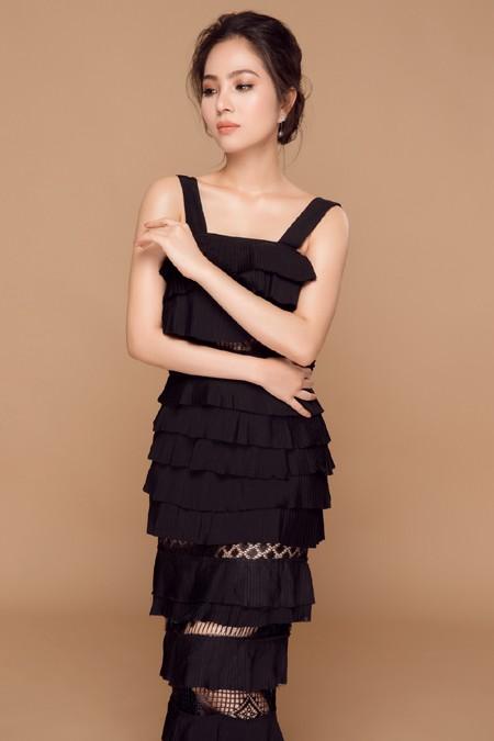 Hoa hậu Dương Kim Ánh lần đầu trải lòng về thị phi của showbiz ảnh 4