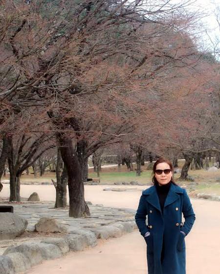 Nữ hoàng doanh nhân Kim Chi đón Giáng sinh sớm ở Hàn Quốc ảnh 5