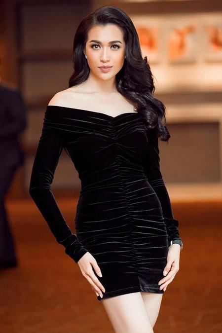 Á hậu Lệ Hằng khoe vóc dáng hoàn hảo trước thềm Miss Universe ảnh 4
