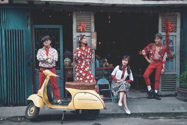 Trịnh Tú Trung, My Trần tung bộ ảnh đón xuân cực ngộ nghĩnh ảnh 4