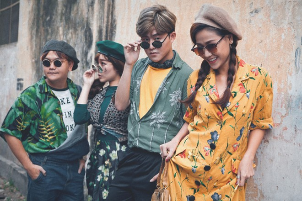 Trịnh Tú Trung, My Trần tung bộ ảnh đón xuân cực ngộ nghĩnh ảnh 3