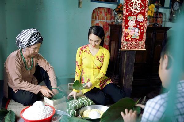 Vừa lấn sân âm nhạc, Hoa hậu Dương Kim Ánh tung liền 2 MV mới ảnh 3